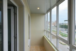 Балконные рамы ПВХ